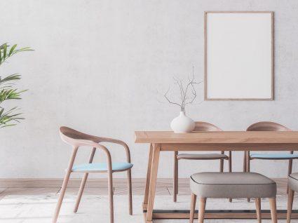 decoração com centro de mesa