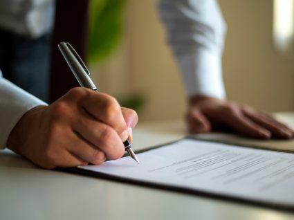 Documentos que deve deixar em ordem antes de morrer