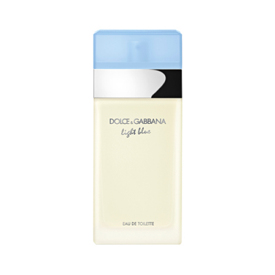 light blue perfume