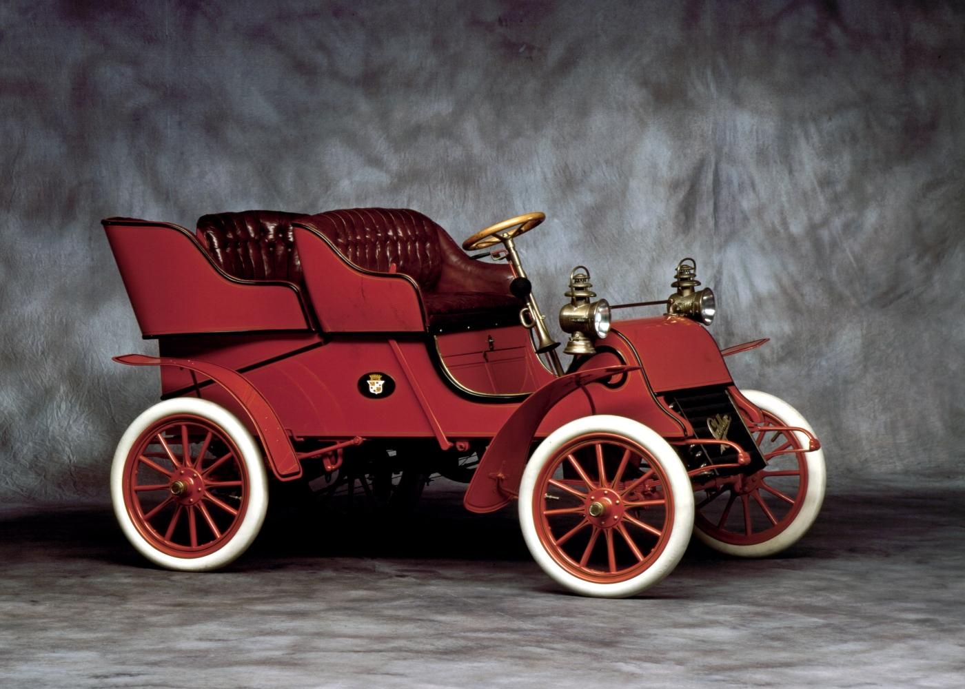 Cadillac Model A, um dos carros importantes da história do automóvel