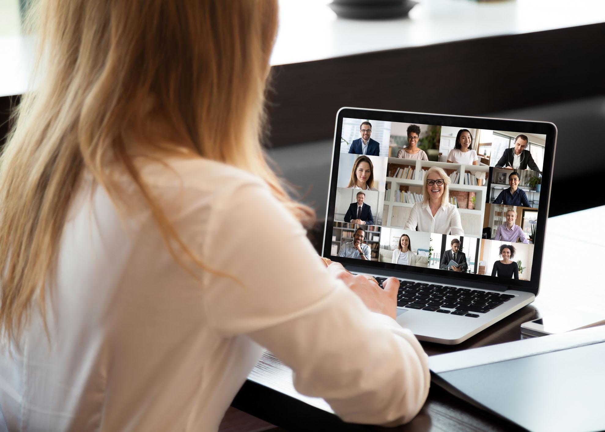 reunião de condomínio online