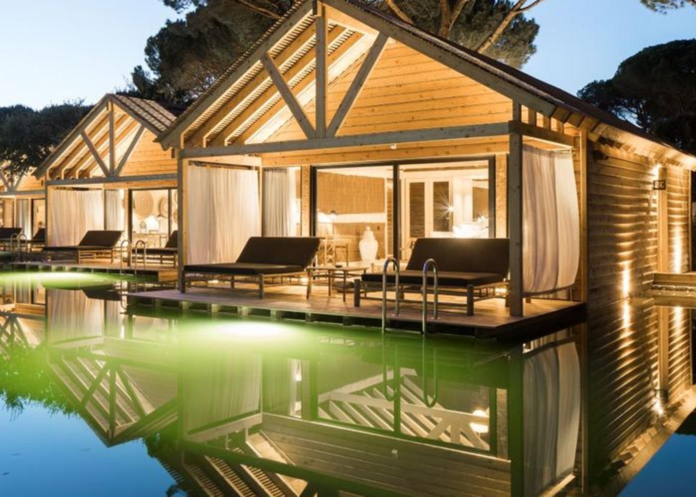 Hotéis de charme Sublime Comporta