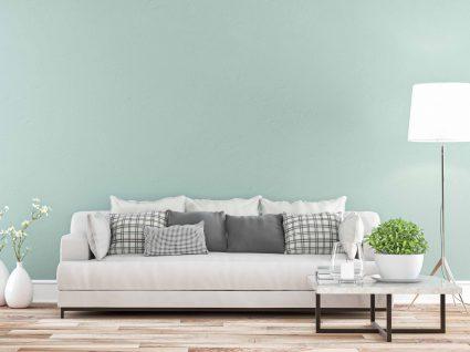 tendência de cores para casa