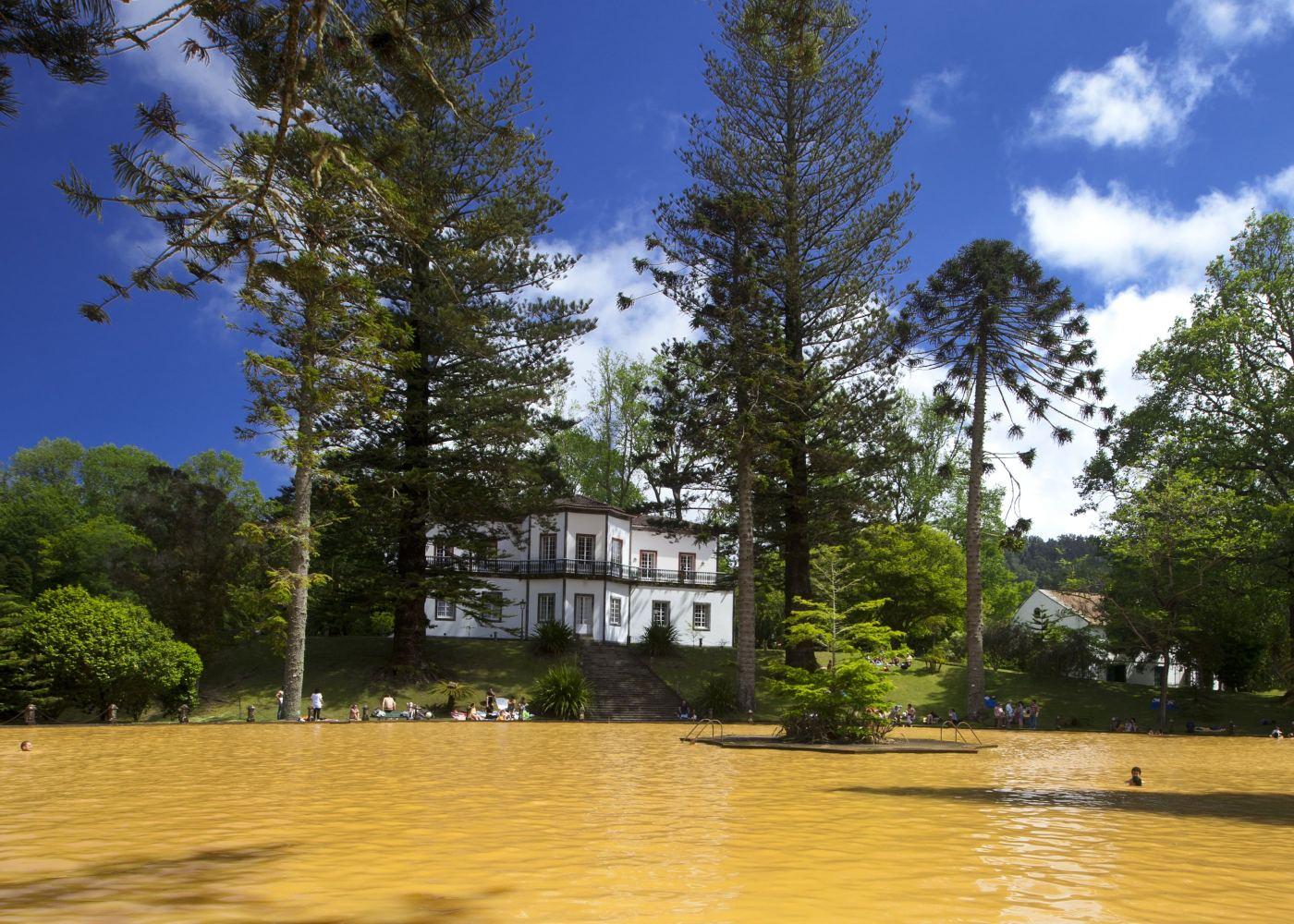 Hotéis de Charme Terra Nostra Açores