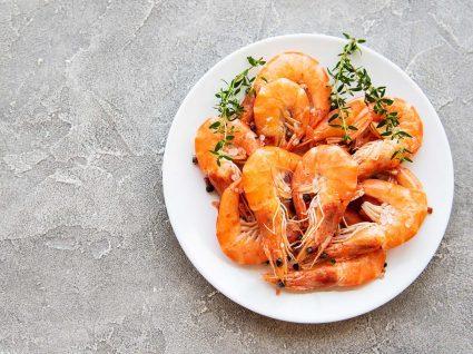 Como cozer camarão