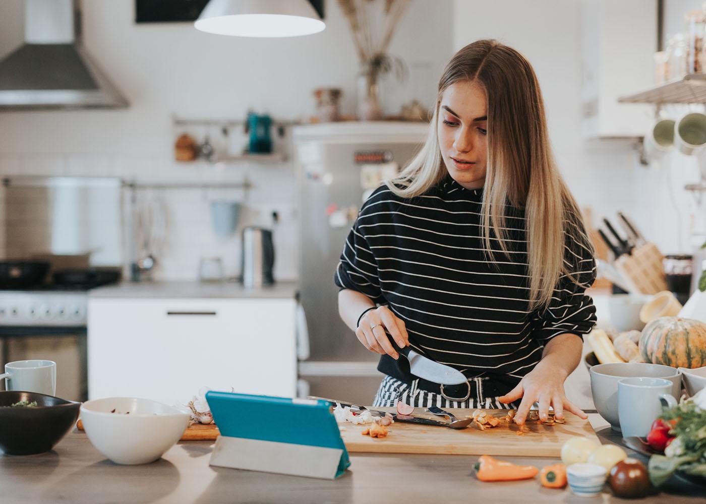 cozinhar robot de cozinha