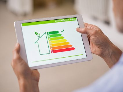 etiqueta de eficiência energética