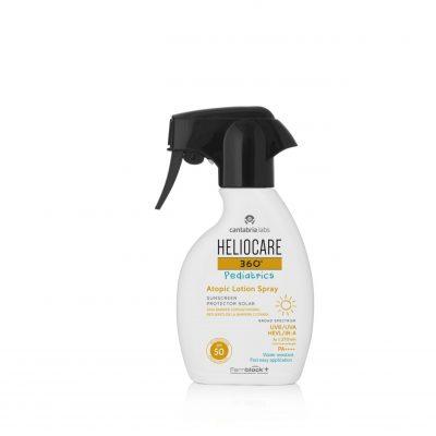 Proteção solar para peles atópicas