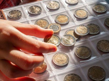 Moedas de 2 euros que valem mais de dois mil euros