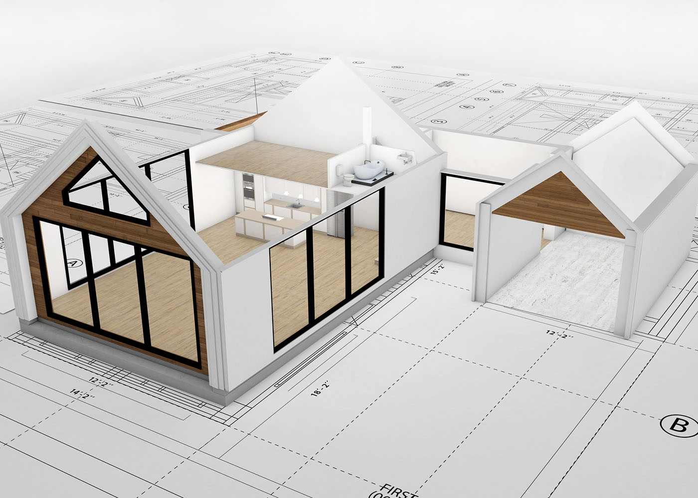 projeto arquitetura casa