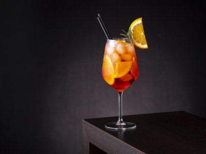Spritz cocktails