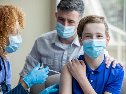 vacinar crianças contra a covid-19