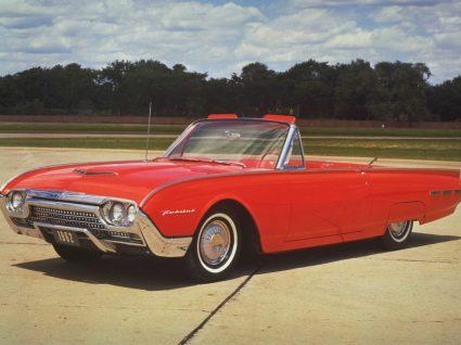 Ford Thunderbird de 1962