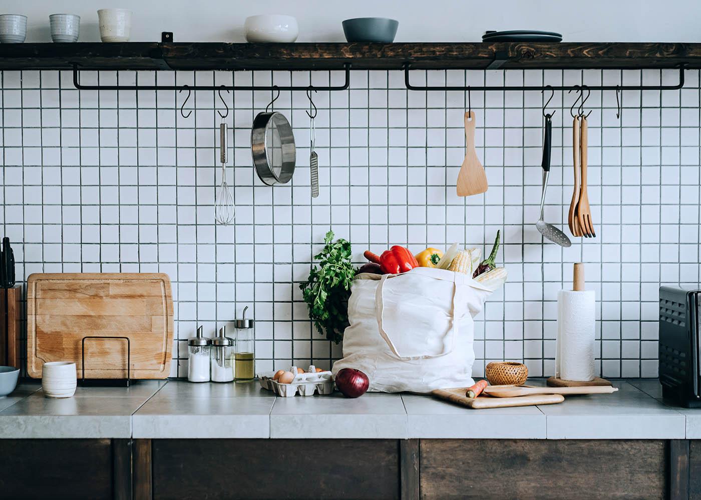 acessórios de cozinha