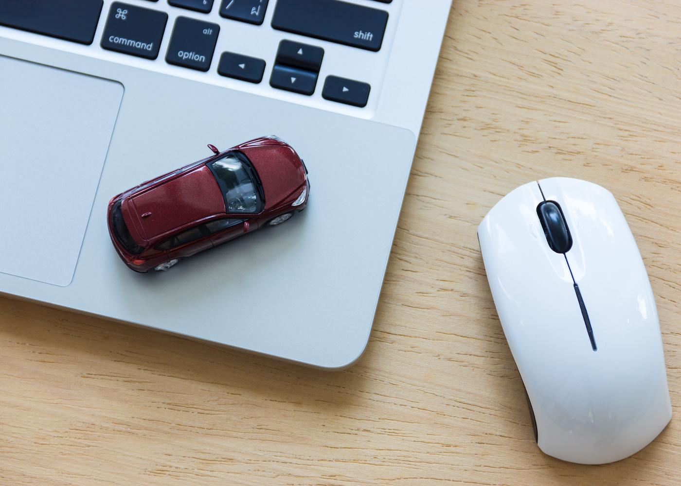 reservar e comprar carros online