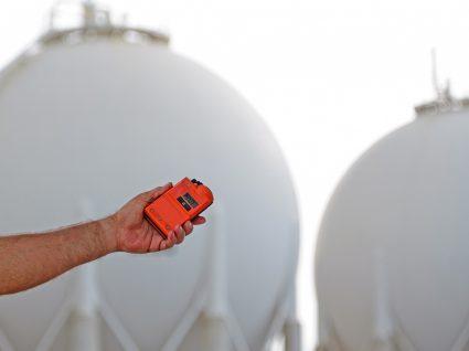 detetores de gás