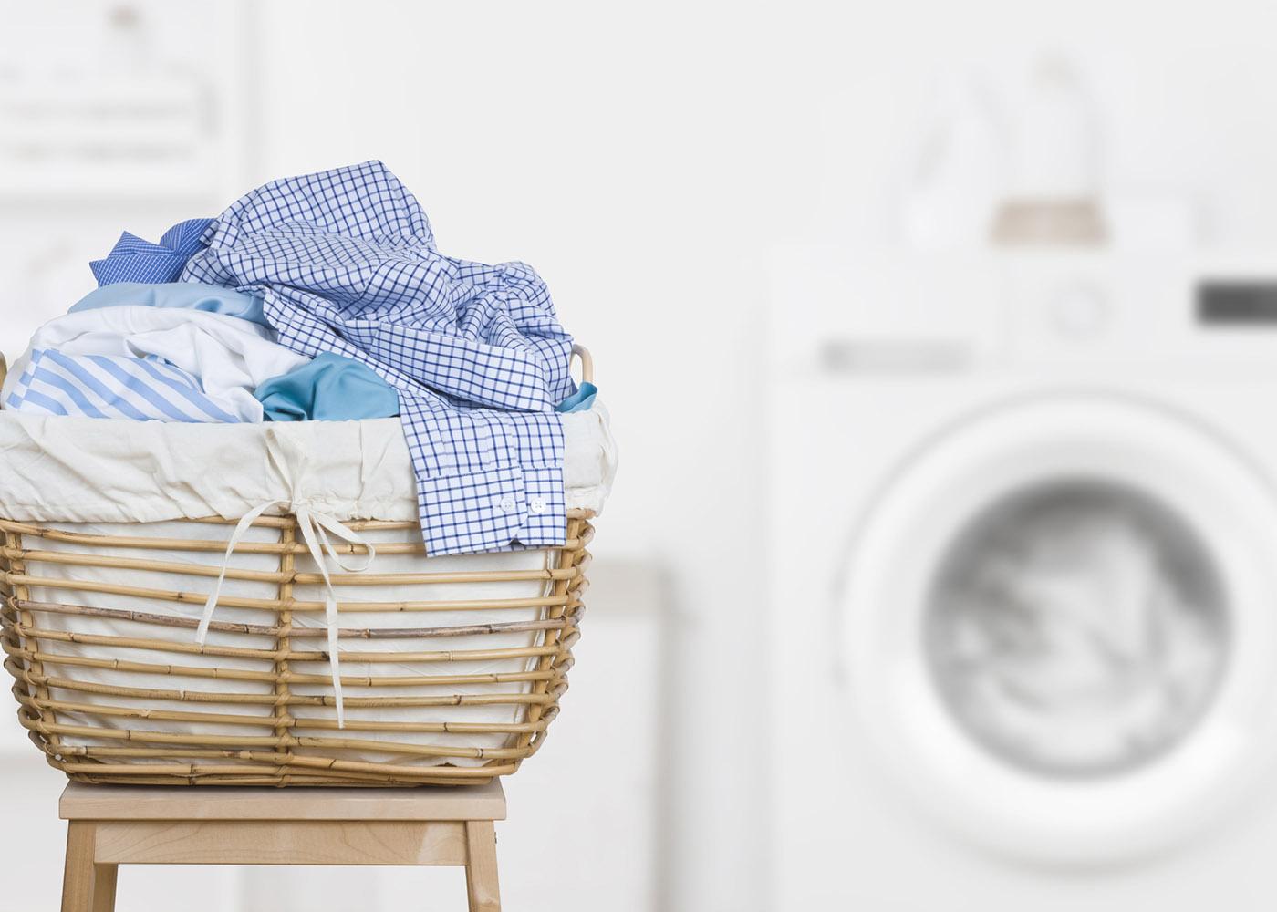 lavandaria em casa