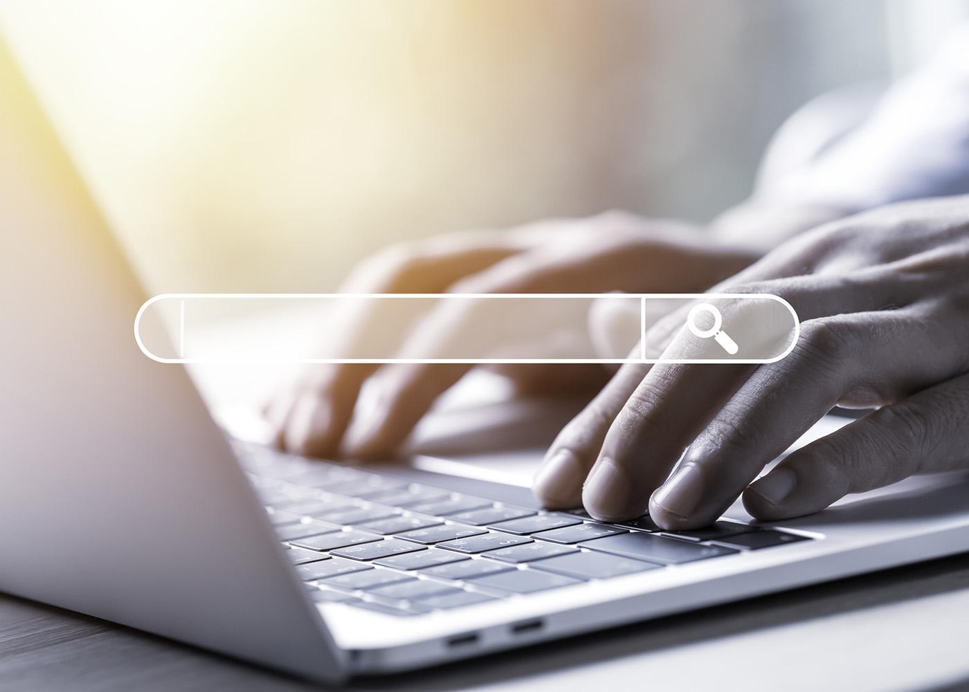 pesquisar emprego na net