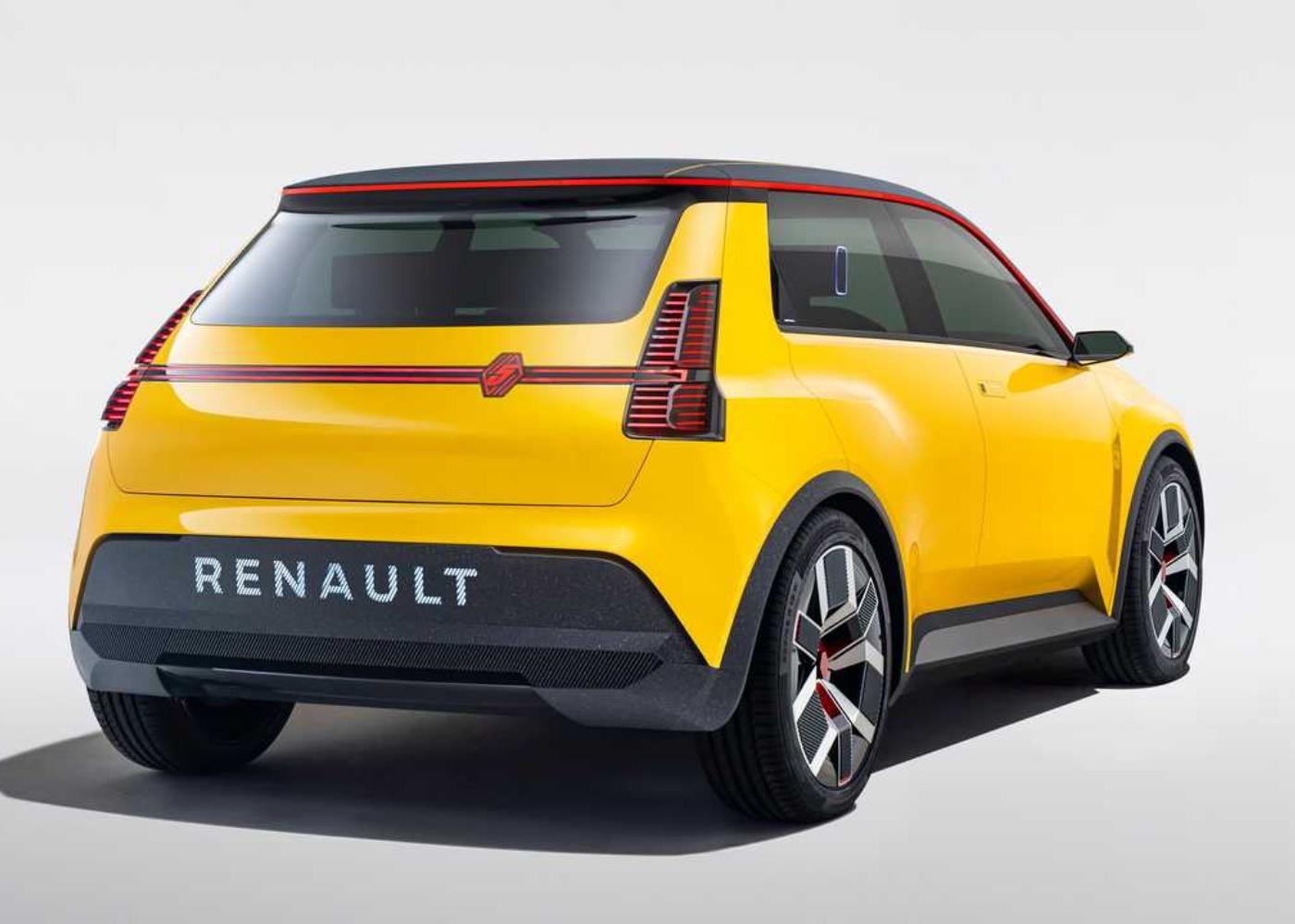 Renault 5 elétrico