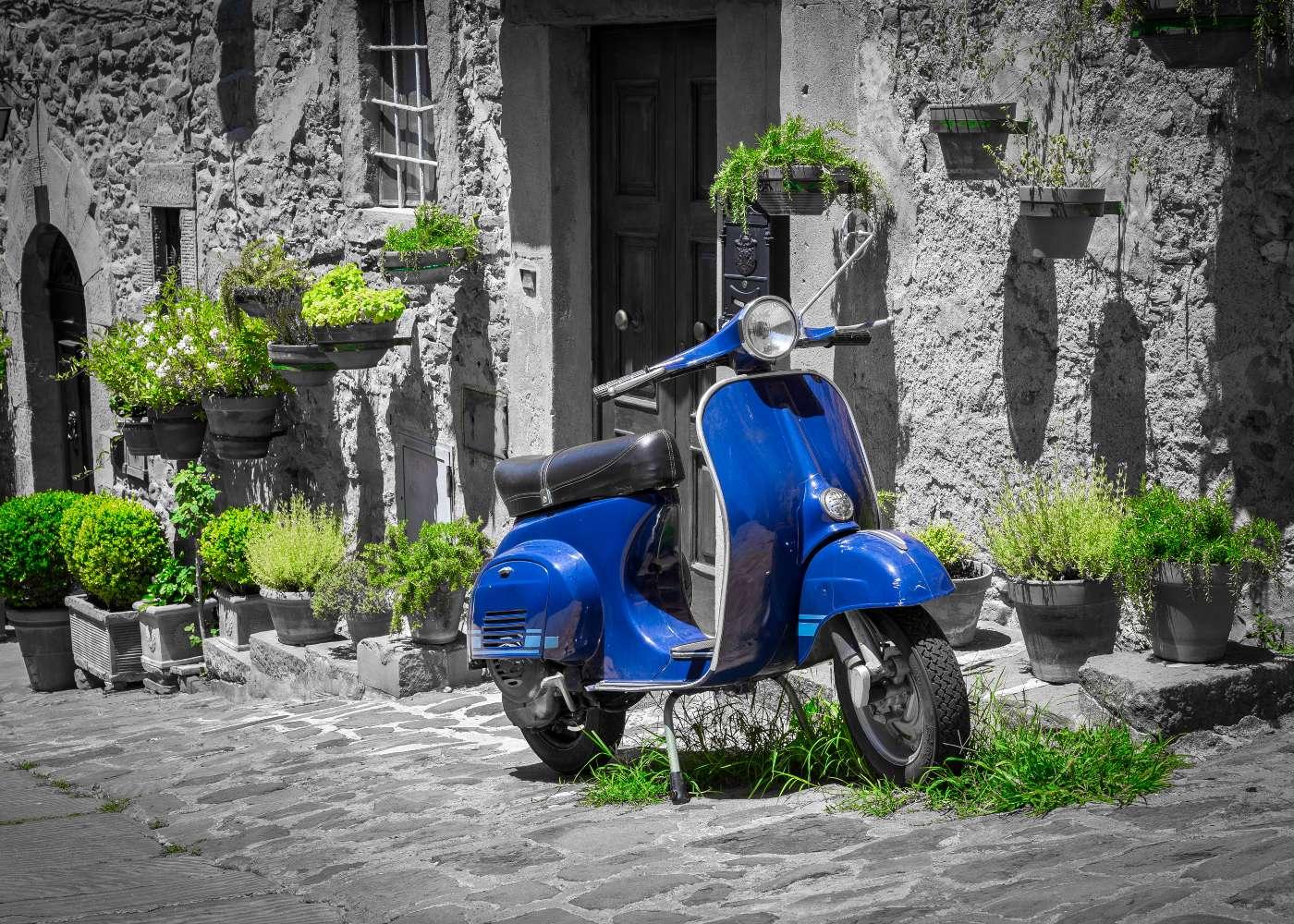 Piaggio na Toscana