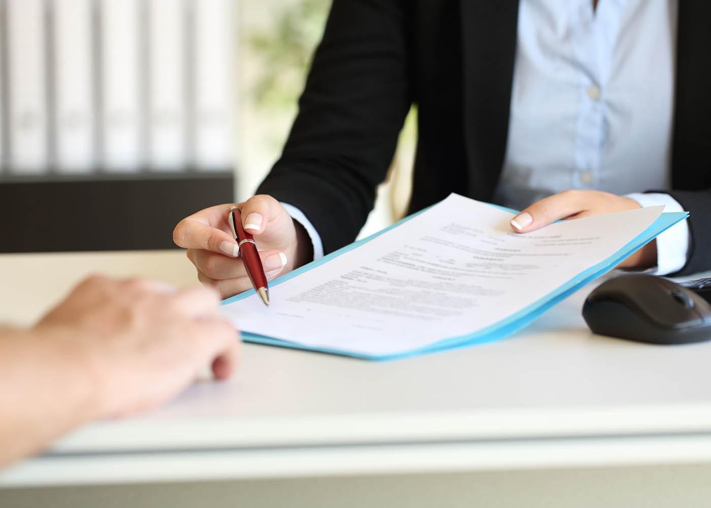 assinar testamento