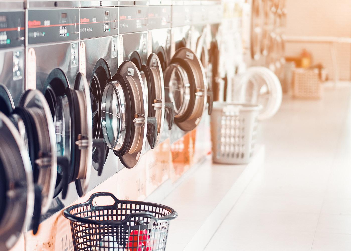 lavandaria pública
