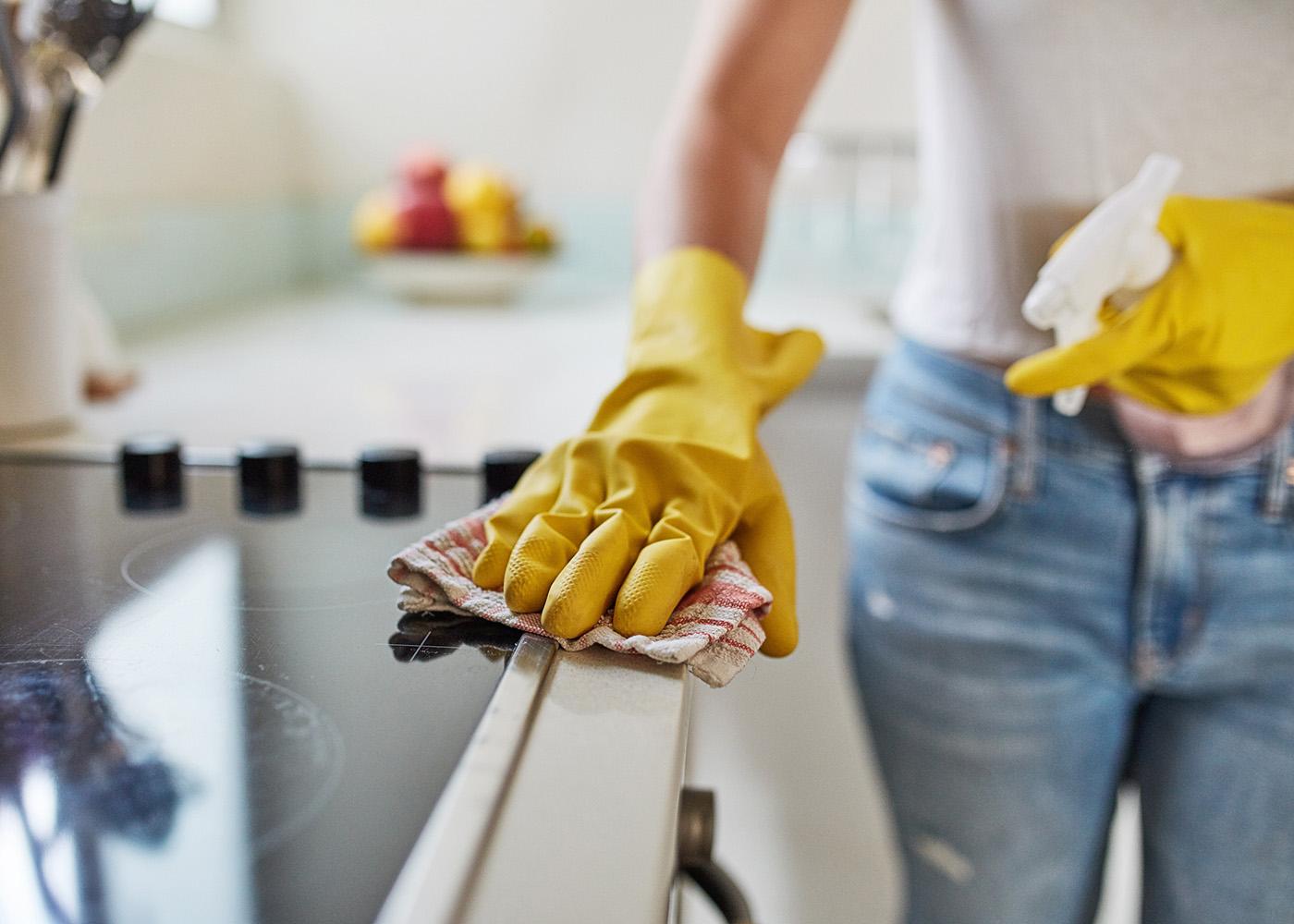 limpar a casa com bicarbonato de sódio