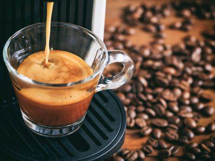 limpar máquina de café nespresso