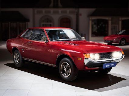Toyota Celica de 1974