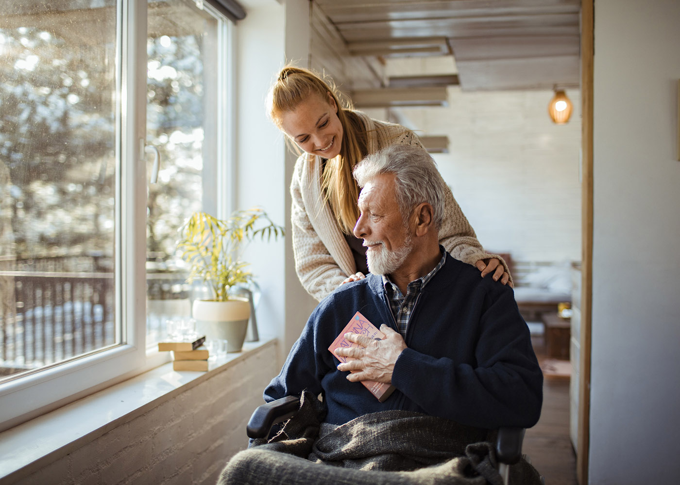 apoio a idosos