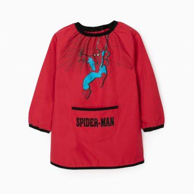 bata escolar do Homem Aranha