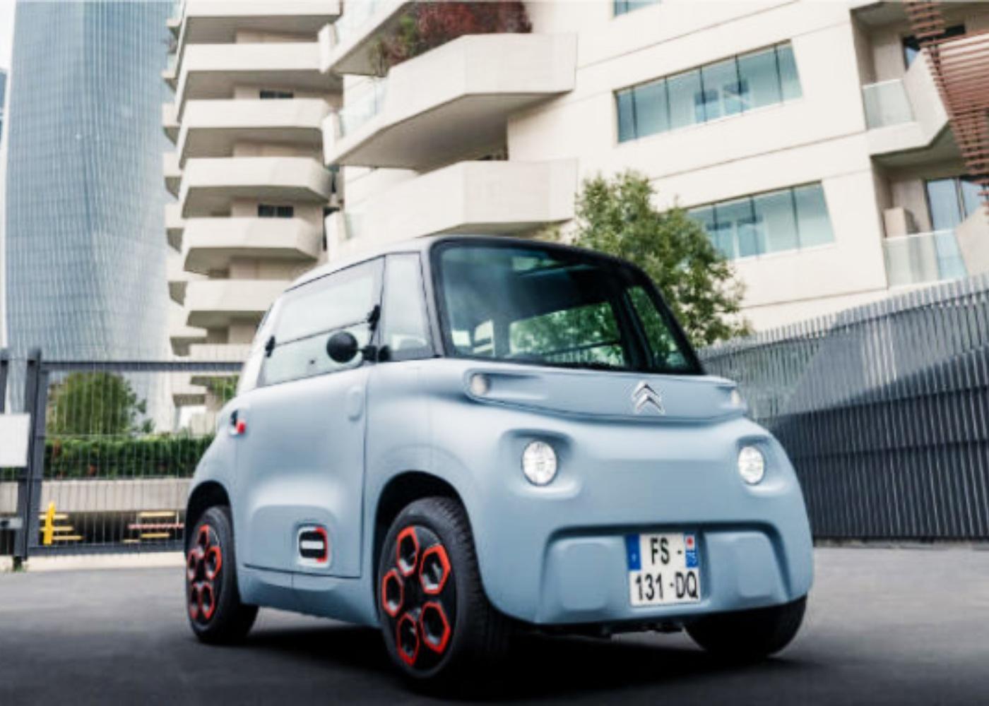 Novo Citroën AMI