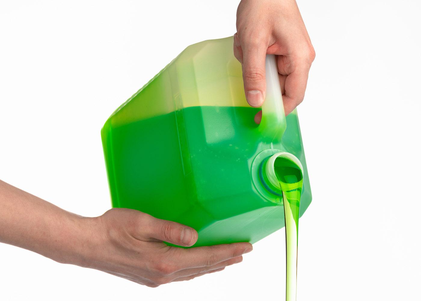 líquido detergente a granel