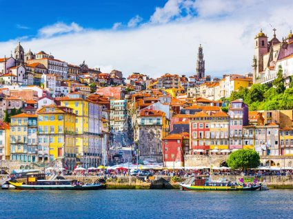 Porto recebe CloudZone