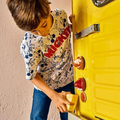 t-shirt disney na Zippy