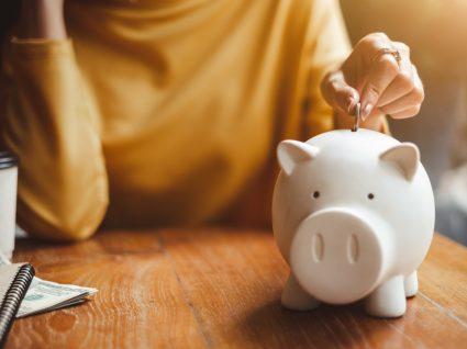 Sistema de recompensa de poupanças